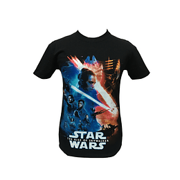Polera Star Wars Episodio IX The Rise of Skywalker