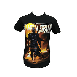 Polera Star Wars The Mandalorian