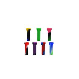 Tips Silicona 2.5 cm