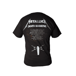Polera Metallica - Death Magnetic