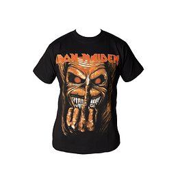 Polera Iron Maiden Up the irons