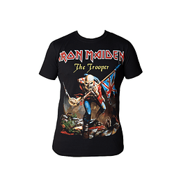 Polera Iron Maiden - The Trooper