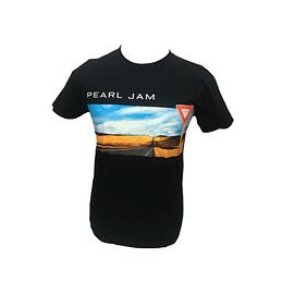 Polera Pearl Jam Yield