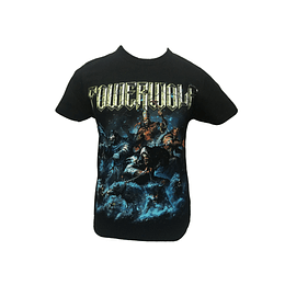 Polera Powerwolf Best of the Blessed