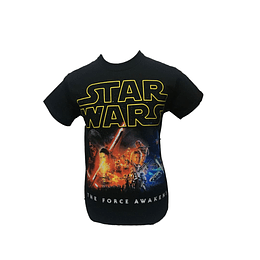 Polera Star Wars - The Force Awakens