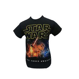 Polera Star Wars - The Force Awakens