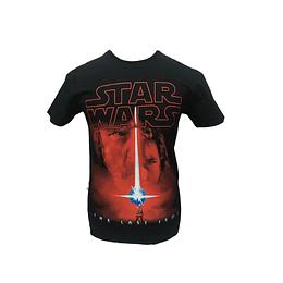 Polera Star Wars - The Last Jedi