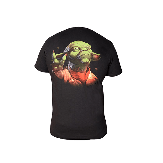 Polera Star Wars - Yoda