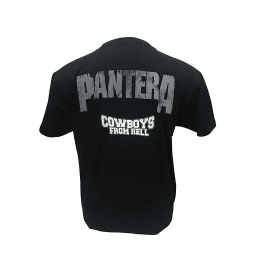 Polera Pantera Cowboys from hell