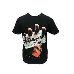 Polera Judas Priest British Steel