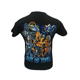 Polera Fortnite Out of time