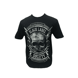 Polera Black Label Society