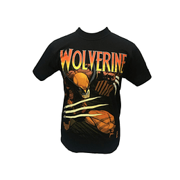 Polera Wolverine