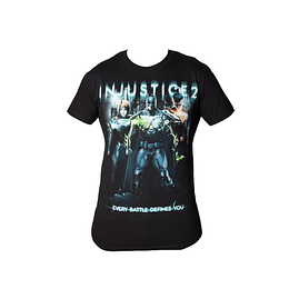 Polera Injustice 2 - Every Battle Defines You