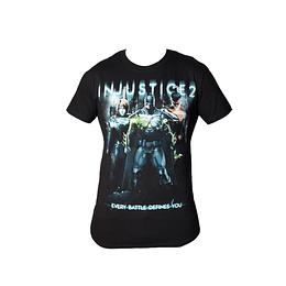 Polera Injustice 2 - Every Battle Defines You