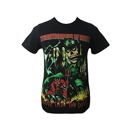 Polera Stormtroopers of Death - Bigger Than The Devil