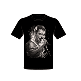 Polera Freddie Mercury