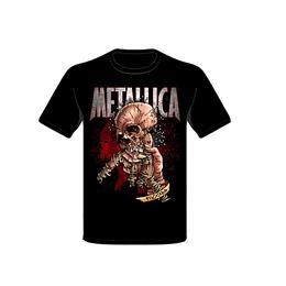 Polera Metallica Fixxxer