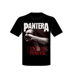 Polera Pantera Vulgar Display of Power