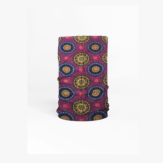 Bandana Multifuncional Mandala