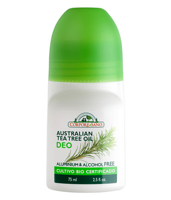 Desodorante roll-on Tea tree