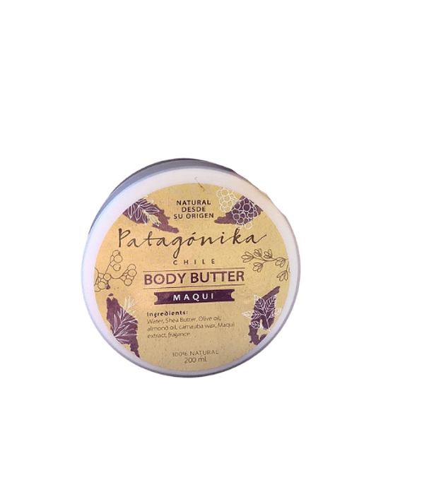 Body Butter maqui