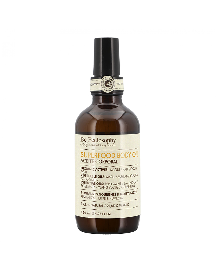 Aceite corporal Superfood