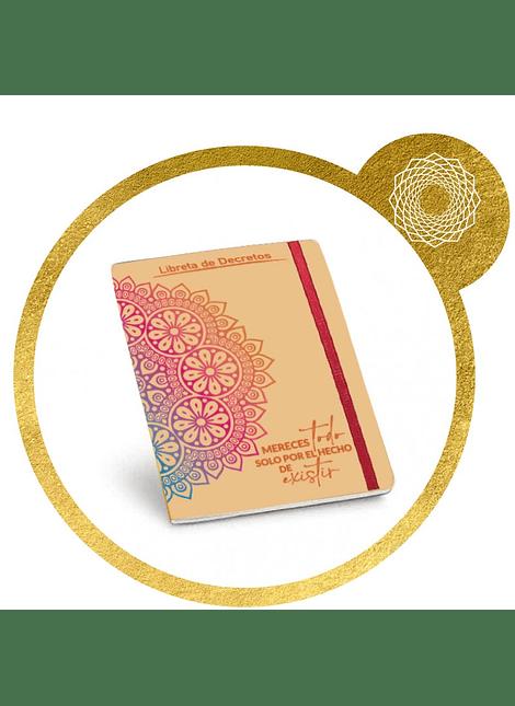 Libreta de Decretos Mandala