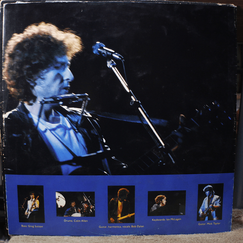 Bob Dylan ‎– Real Live
