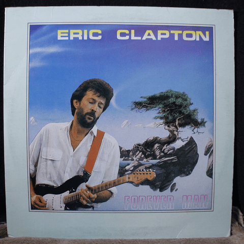 Eric Clapton – Forever Man (live Baltmore '85)