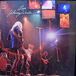 Johnny Winter And - Live (Ed Japón)