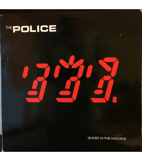 Police ‎– Ghost In The Machine