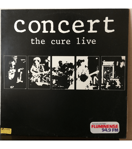 Cure – Concert - The Cure Live