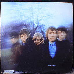 Rolling Stones – Between The Buttons 1a Ed USA MONO)