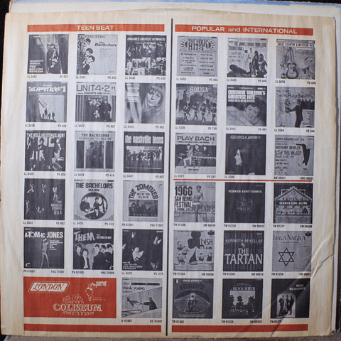 Rolling Stones ‎– Between The Buttons 1a Ed USA MONO)