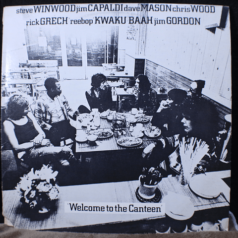 Traffic – Welcome To The Canteen