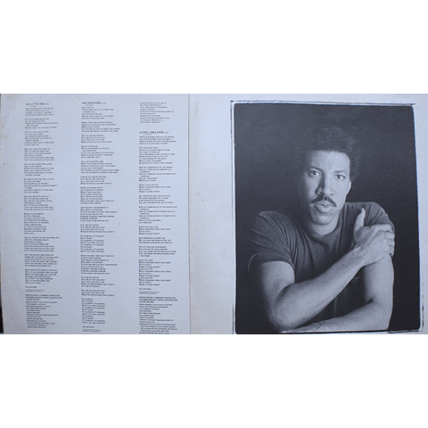 Lionel Richie – Back To Front