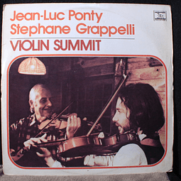 Jean-Luc Ponty Stephane Grappelli - Violin Summit