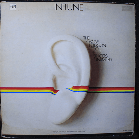 Oscar Peterson Trio + The Singers Unlimited – In Tune