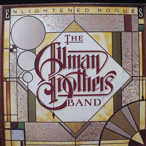 Allman Brothers Band ‎– Enlightened Rogues