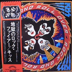 Kiss – Rock And Roll Over (Ed Japon)