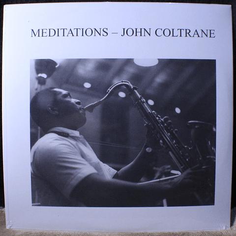 John Coltrane – Meditations