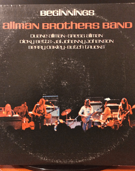 Allman Brothers Band ‎– Beginnings (2LPs