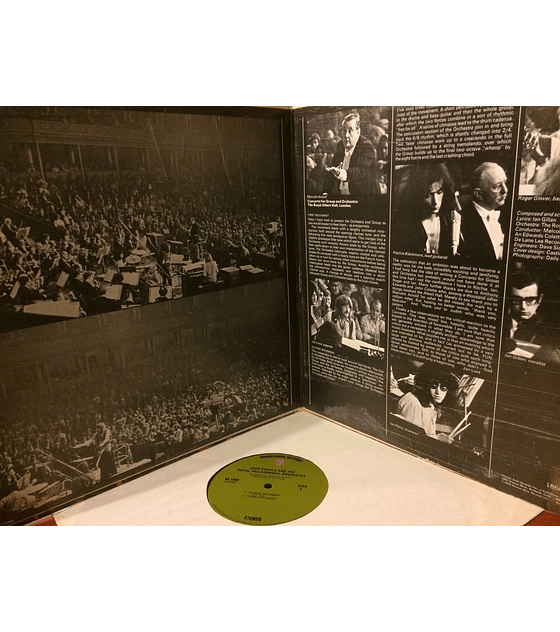 Deep Purple, The Royal Philharmonic Orchestra – Concerto For Group And Orchestra