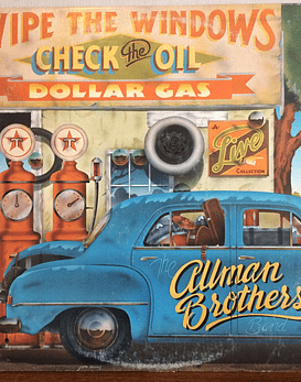 Allman Brothers Band ‎– Wipe The Windows, Check The Oil, Dollar Gas