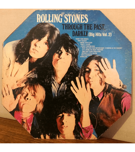 Rolling Stones ‎– Through The Past, Darkly (Big Hits Vol. 2)