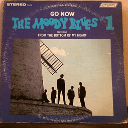 Moody Blues ‎– Go Now - Moody Blues #1