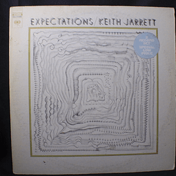 Keith Jarrett ‎– Expectations (1a Ed USA)