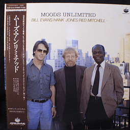 Bill Evans (3) / Hank Jones / Red Mitchell ‎– Moods Unlimited (Ed Japón)