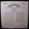 Modern Jazz Quartet – Django (ed Japón original Mono)